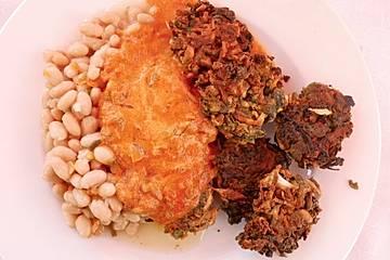 Kofta mit Tomatensauce (indisch)