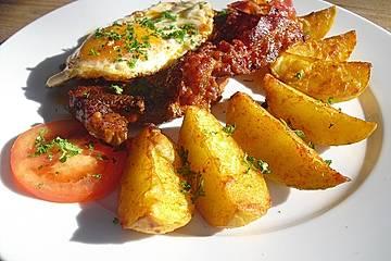 Potatoe Wedges