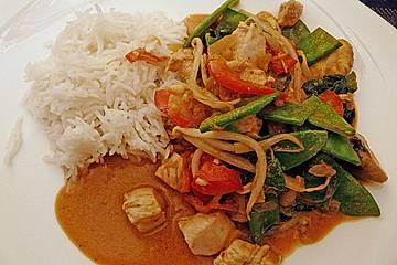 chinesisch kochen kokosmilch curry