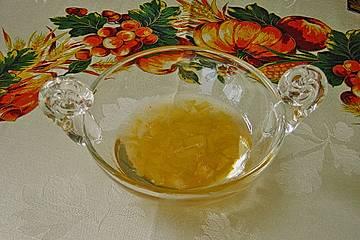 Birnenmarmelade mit Lebkuchengewürz