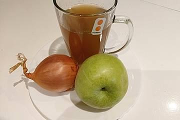 Apfel - Zwiebel Tee