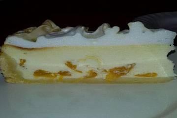 Vanille - Käsekuchen mit Eischneehaube