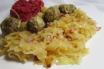 Schlesisches Sauerkraut