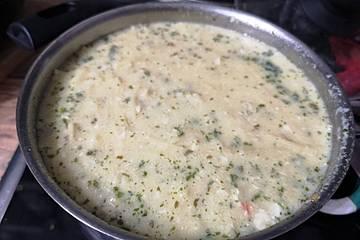 1 - 2 - 3 - Suppe mit Ei