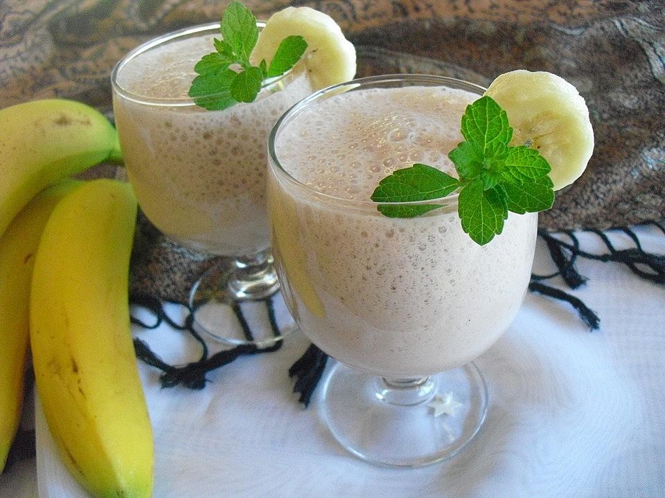 bananenmilch von redlady chefkoch
