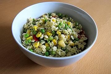 Nudel - Konfetti - Salat