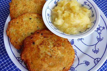 Kartoffelpuffer (einfach)