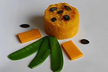 Kürbis - Kartoffel - Püree