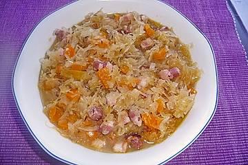 Ungarisches Sauerkraut