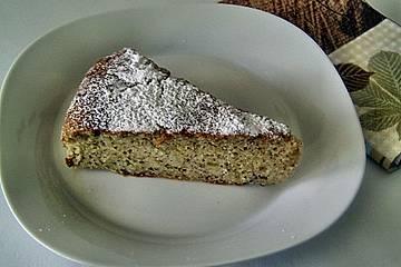 Kartoffel - Haselnuss - Torte