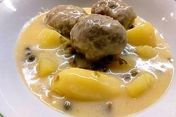 Königsberger Klopse nach Mamas Rezept