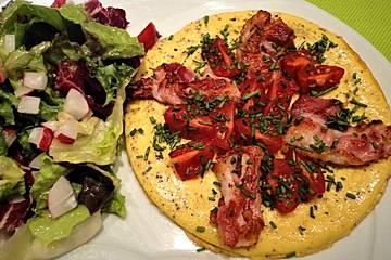 Dänisches Omelett
