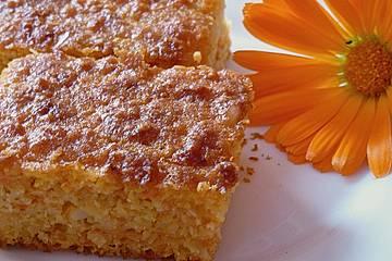 Karotten - Kokos - Kuchen
