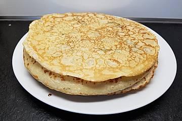 Pfannkuchen rezept 1 l milch