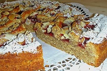 Linzer Torte aus Mürbteig