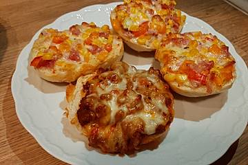 Die besten Pizzabrötchen aller Zeiten