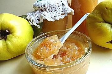 Quitten - Orangen - Marmelade