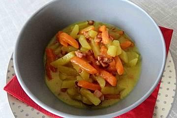 Möhren Kartoffel Eintopf