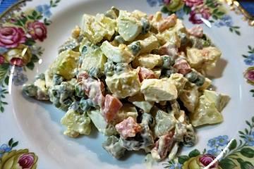 Litauischer Salat