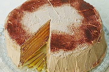 Reginas Prinzregenten - Torte