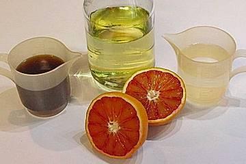 Orangen - Essig