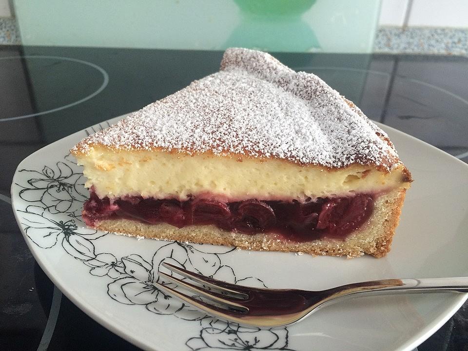 Kirsch Schmand Kuchen Wdr