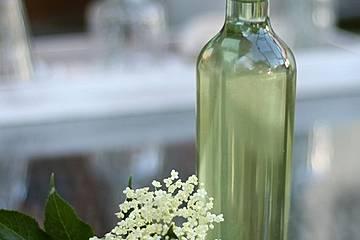 Holunderblüten - Sirup