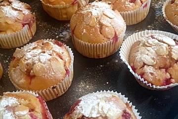 Johannisbeer - Muffins