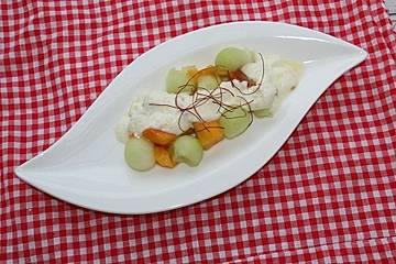 Melonen - Mango - Salat