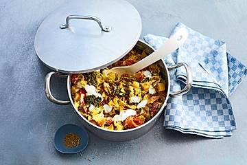 Kartoffel-Wirsing-Curry