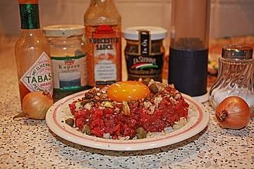 Rindfleisch - Tatar