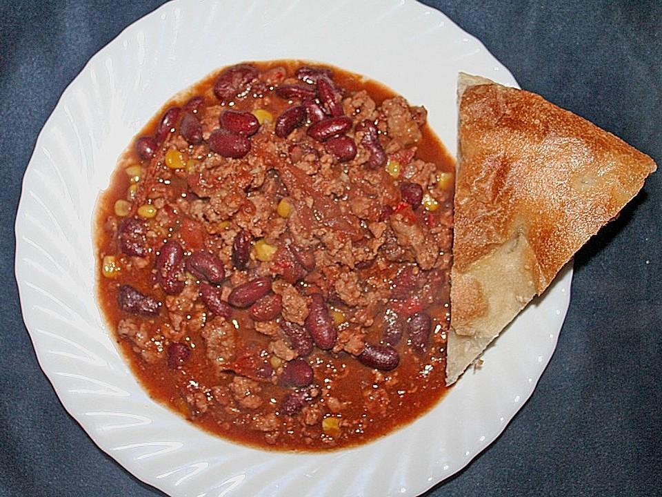 Mexikanische rezepte chili con carne
