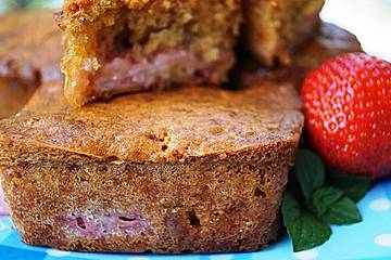 Erdbeer - Jogurt Muffins 2
