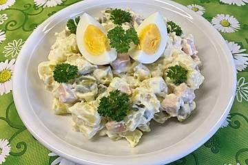 Kartoffelsalat Heddus Art