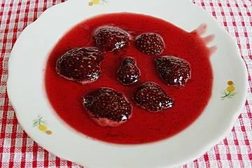 Erdbeermarmelade nach russischer Art