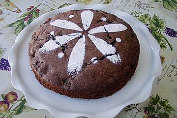 Thüringer Birnen - Torte