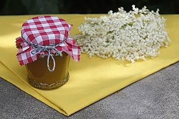Holunderblüten - Gelee