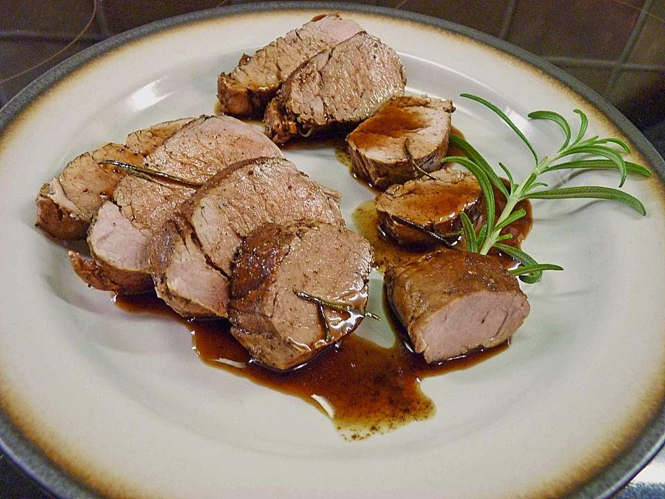 Balsamico Rezepte Hauptspeise Chefkochde