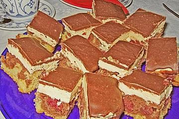 Reginas Schneewittchen Kuchen oder Donau - Welle