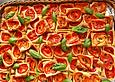 Blaetterteig-Tomaten-Quadrate