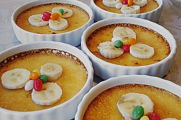 Eierlikör Crème brûlée
