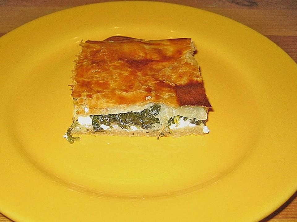Griechische Pita ganz simpel