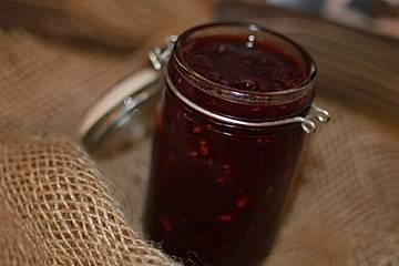 Brombeer - Mandel - Amaretto - Marmelade