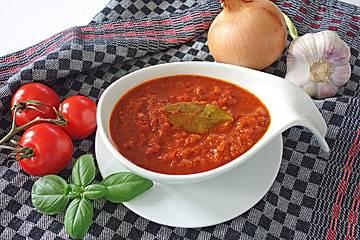 Pizzaiola (Tomatensoße)