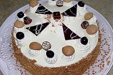 Amarena - Kirsch - Torte