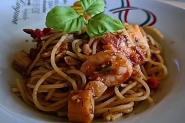 Spaghetti Frutti di Mare