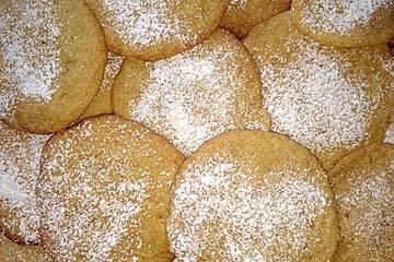 Canadische Ahornsirup Kekse