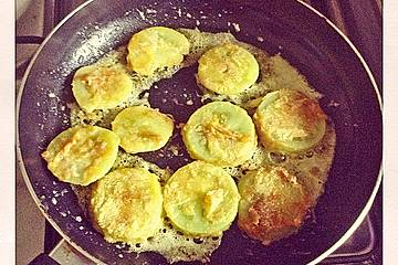 Fried Green Tomatoes Von Quargl Chefkoch