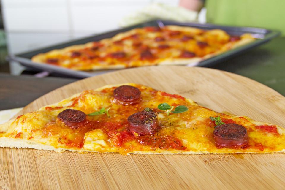 Pizza Rezepte Chefkoch De