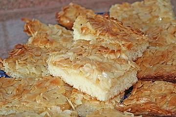 Butter - Mandel - Kuchen